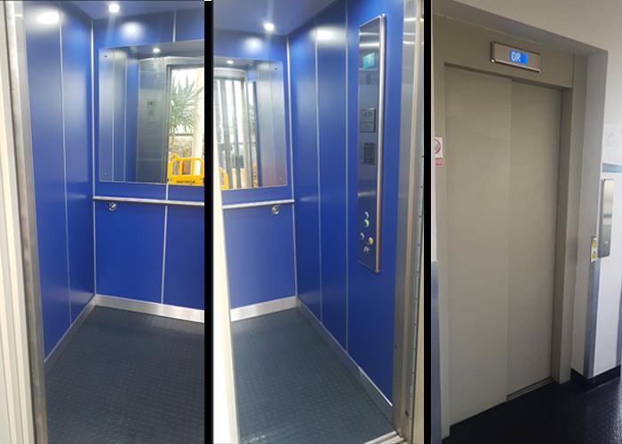 lift refurbishment Northampton