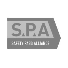 SPA logo safety pass alliance