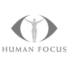 HUMAN FOCUS logo