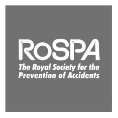 ROSPA logo royal society for the prevention of accidents