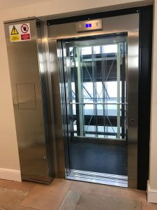 rj lift lift with doors open