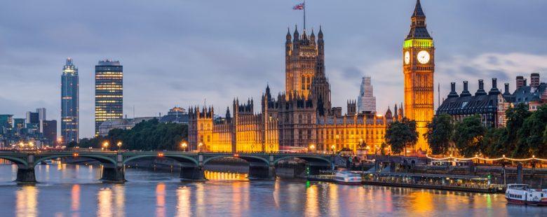 Big Ben and Westminster Bridge, London, United Kingdom
