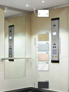 Lift interior refurbishment lift design schematics