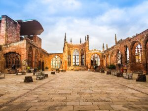 Cathedral Church of St Michael - Coventry Cathedral