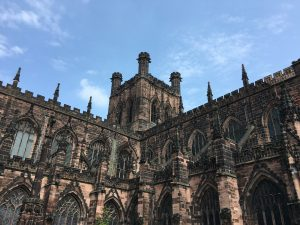 Chester Cathedral Church of England cathedral the mother church of the Diocese of Chester