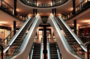 Modern Escalators RJ Lifts