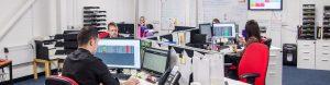 rjlifts headoffice employees working