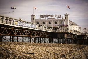 The Brighton Palace Pier