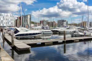 photo of ipswich marina