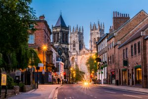 Cathedral and Metropolitical Church of Saint Peter in York