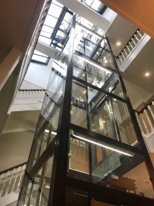 Glass Lift - R J Lift Services