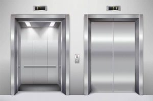 two passenger lifts