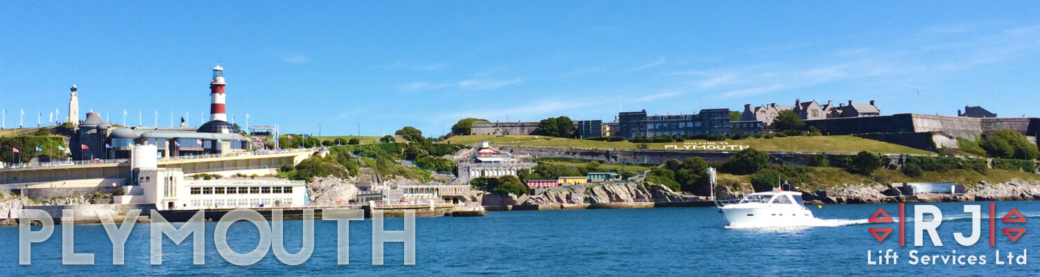 View of Plymouth Hoe