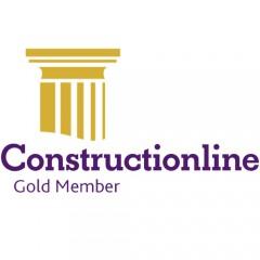 Constructionline Gold Member logo