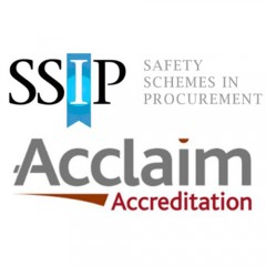 SSIP logo with Acclaim Acc