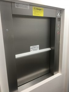 new dumb waiter Sheffield R J Lift Services
