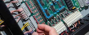 fixing a printed circuit board