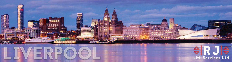 Sky Line of Liverpool