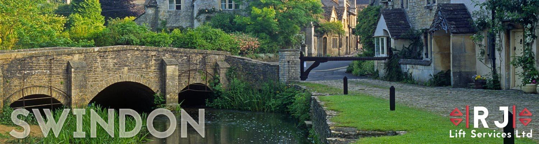 view of Swindon