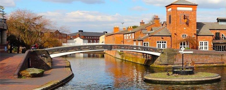 Wolverhampton view