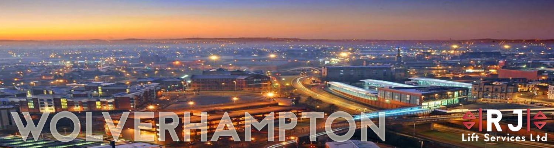 Wolverhampton Cityscape
