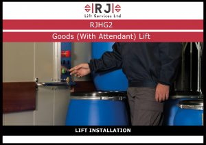 Goods Lift Brochure - RJHG2