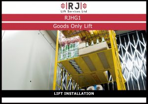 Goods Only Lift Brochure